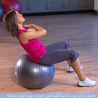 تمارين القوة الرئيسية لتعزيز العضلات الأساسية