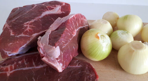 لحم بقري