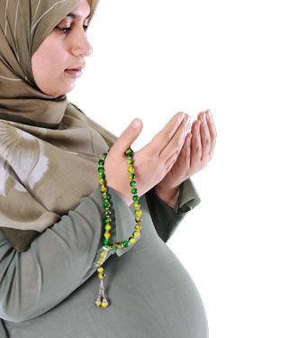 الحامل والصيام