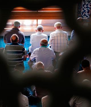 المشاركة في رمضان