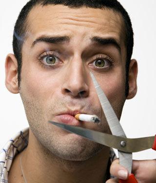 بعد 20 دقيقة من الإقلاع عن التدخين