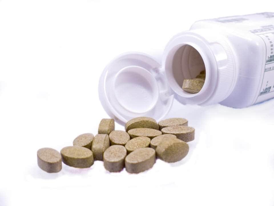 صورة لحبوب فيتامين B12